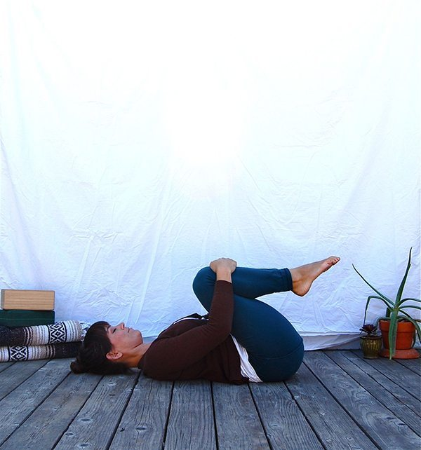 Gentle Yoga Sequence | Darling Magazine