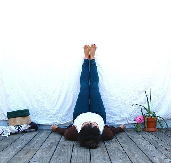 Gentle Yoga Sequence | Darling Magazine