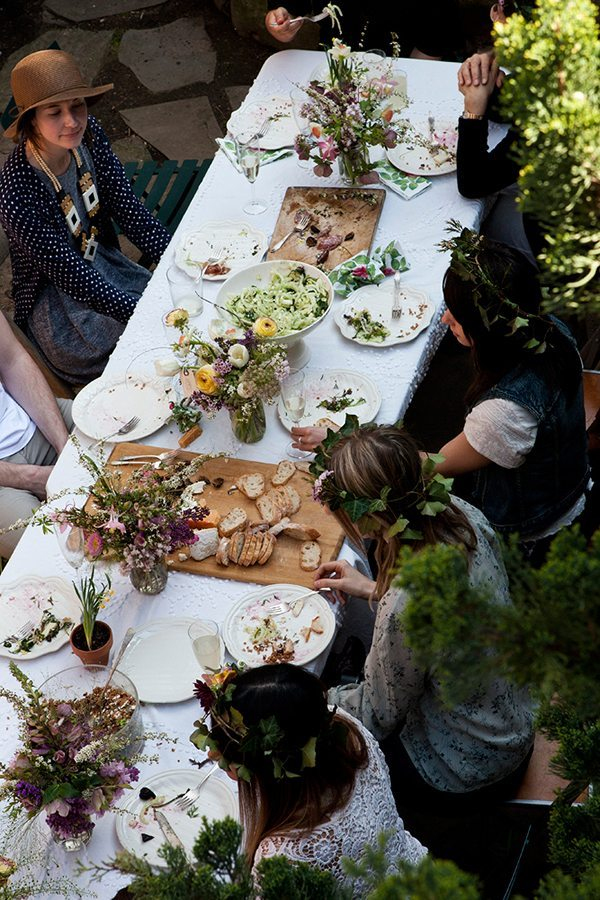 Perfect Patio Party   Darling Magazine