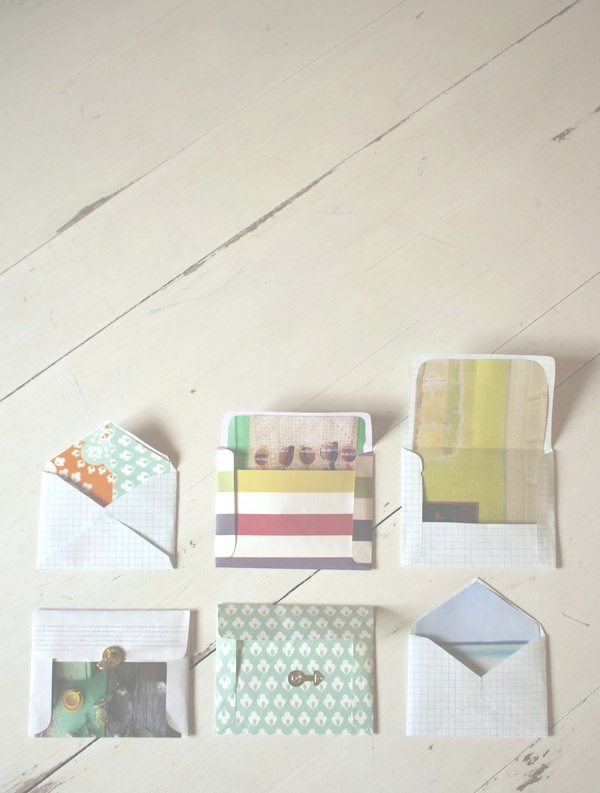 Let's Make Envelopes | Darling Magazine
