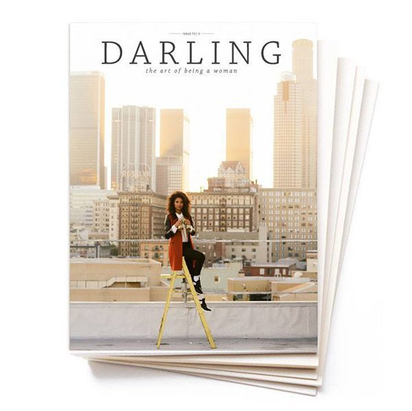 Issue No. 5, Now Available For Pre-Order | Darling Magazine
