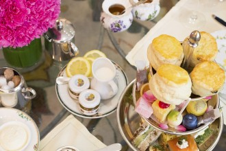 How to Have a Proper High Tea | DARLING | Photo by Milena Mallory