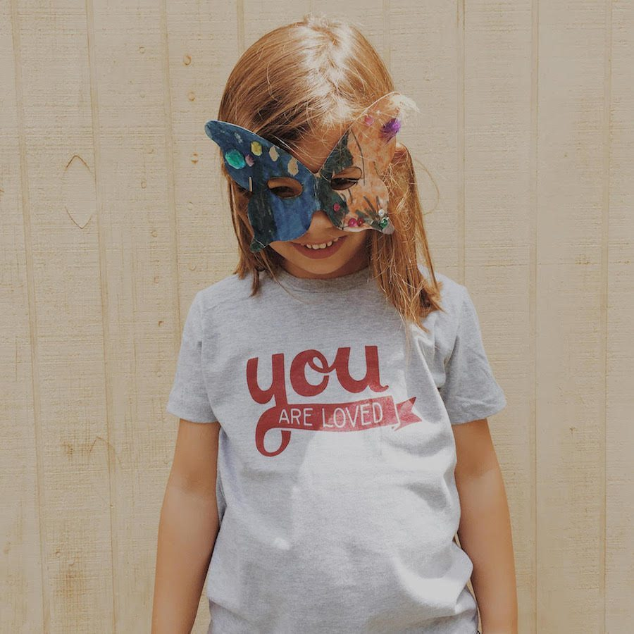 parative project kids tee