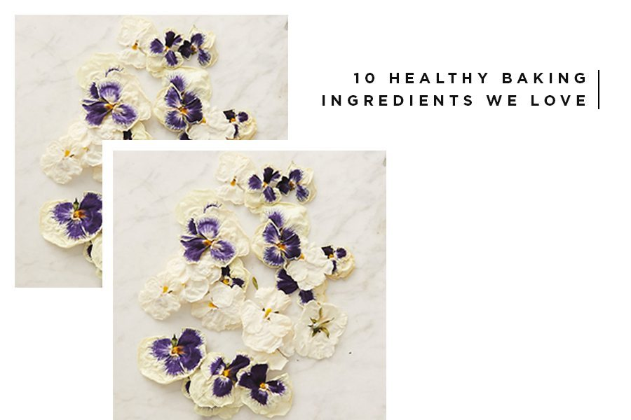 10 Healthy Baking Ingredients We Love | DARLING x Chalkboard Mag