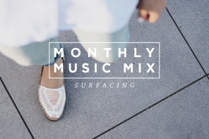 monthly music mix spring