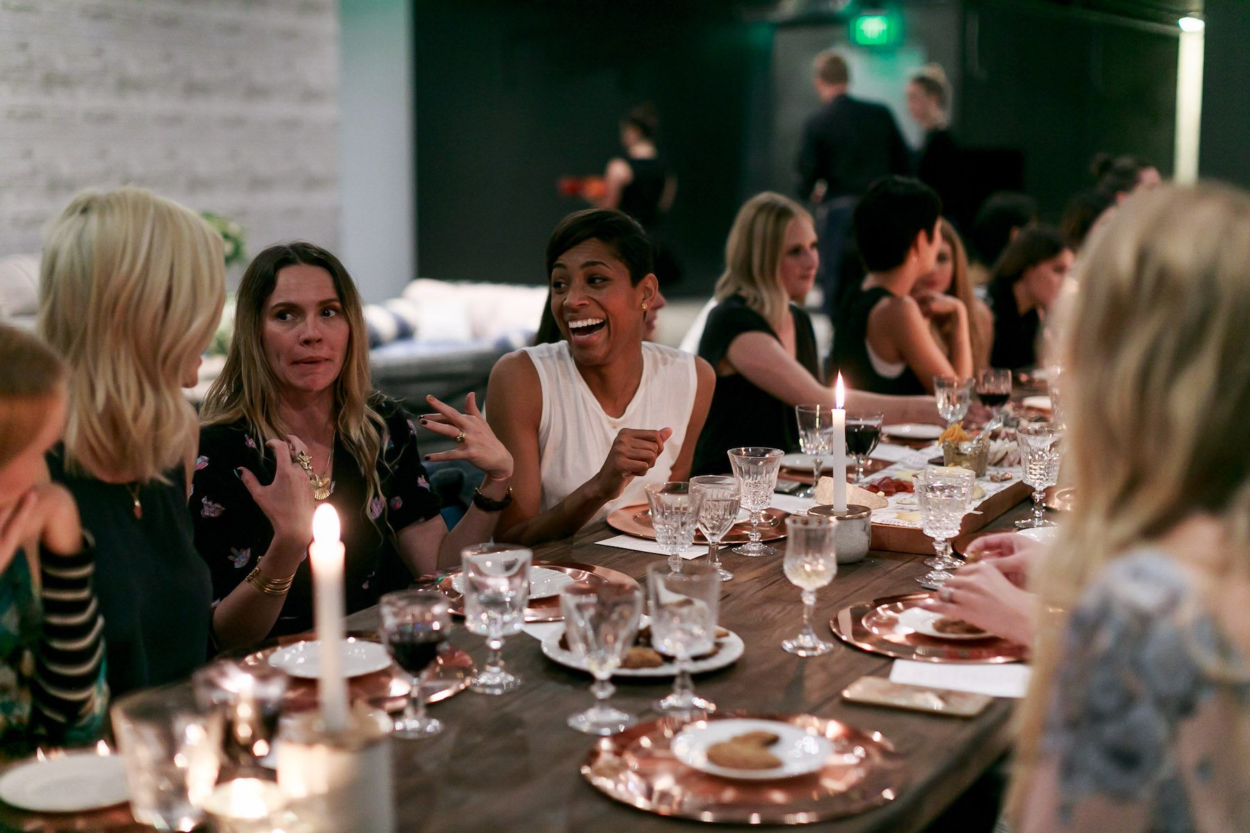 A Darling Recap: Lou & Grey Darling Dinner Series