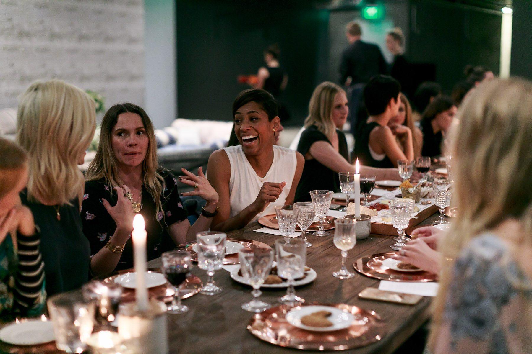 A Darling Recap: Lou & Grey Darling Dinner Series