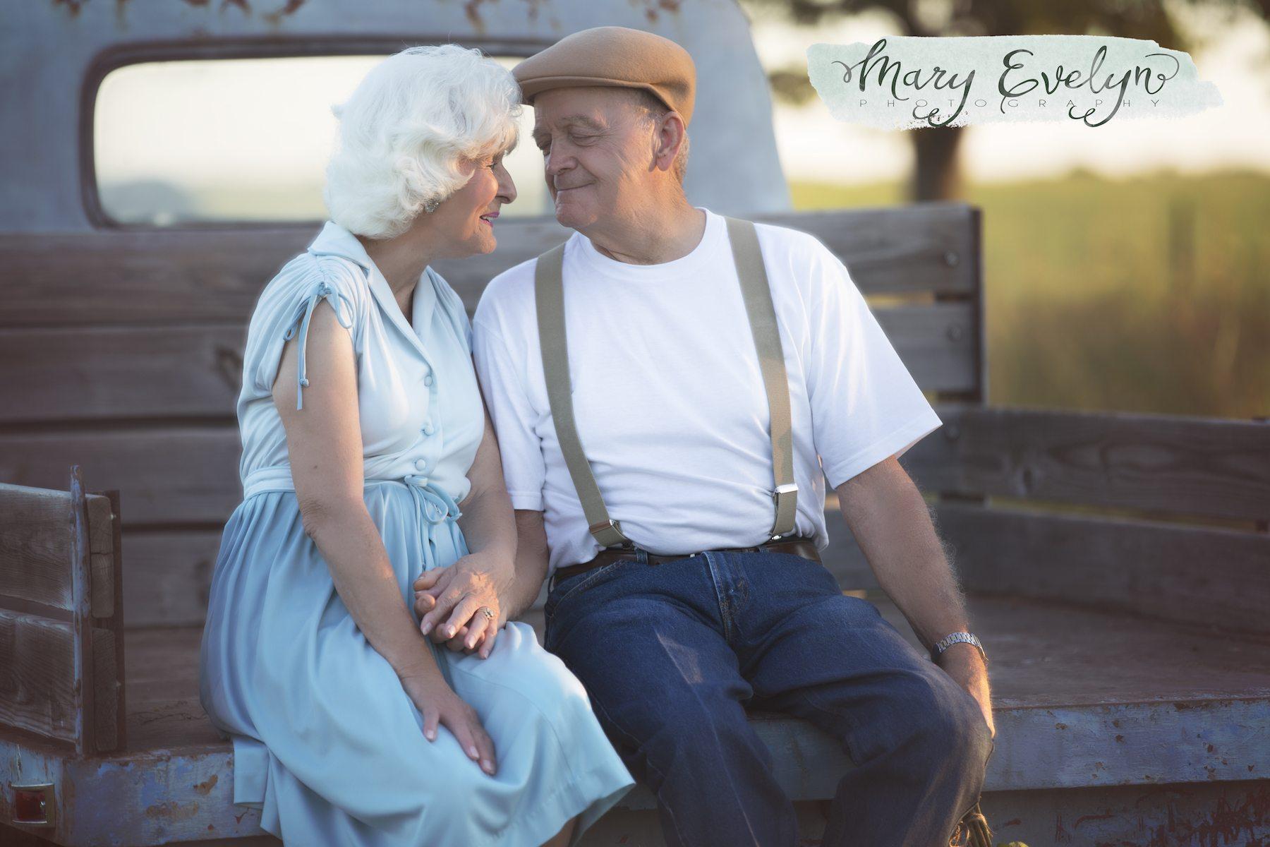 57 Year Marriage Shoot | DARLING x FFF
