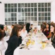 aerie dinner nyc table