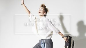 darling high five no. 1