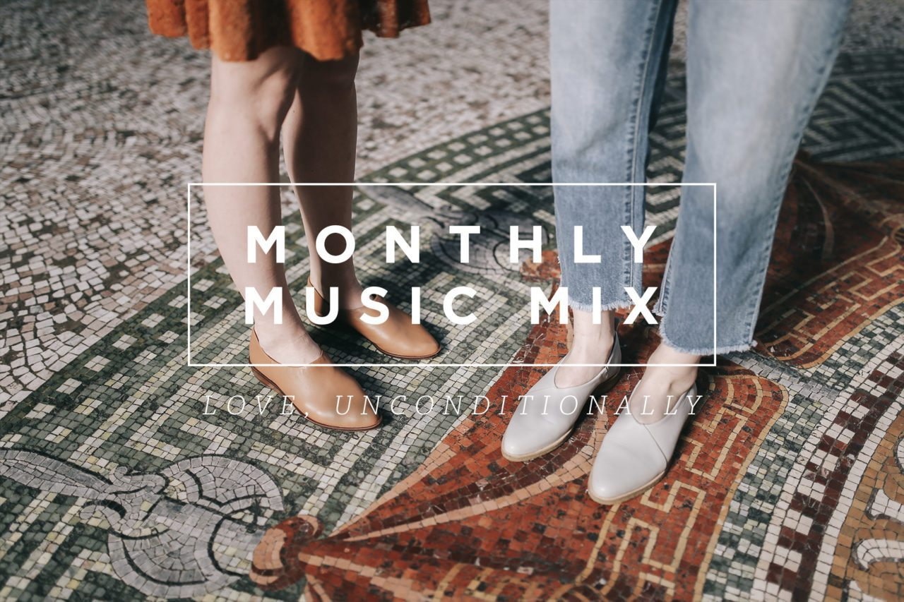 monthly music feb shoes