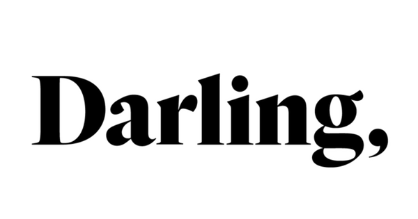 Darling Magazine - Darling, you are a work of art