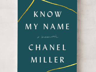 "A picture of the book ""Know My Name"""